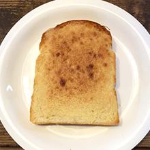 まめバタートースト